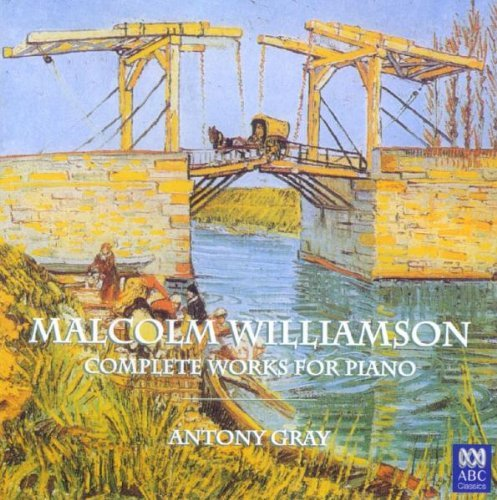 Antony Gray Complete Works For Piano 3 CD