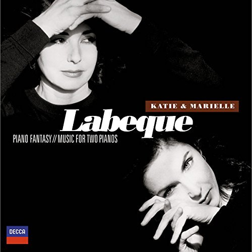 Katia & Marielle Labeque Piano Fantasy Labeque*k & M (pno) 6 CD