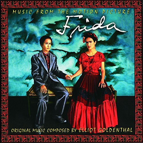Elliot Goldenthal Frida Music By Elliot Goldenthal Enhanced CD