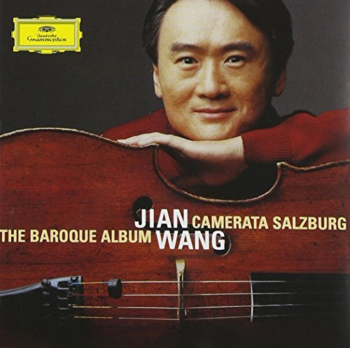 Wang Jian Plays Boccherini Couperin Fres Wang (vc) Camerata Salzburg