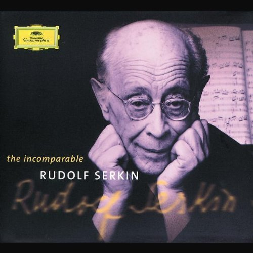 Rudolf Serkin Incomparable Rudolf Serkin Serkin (pno) 2 CD Set