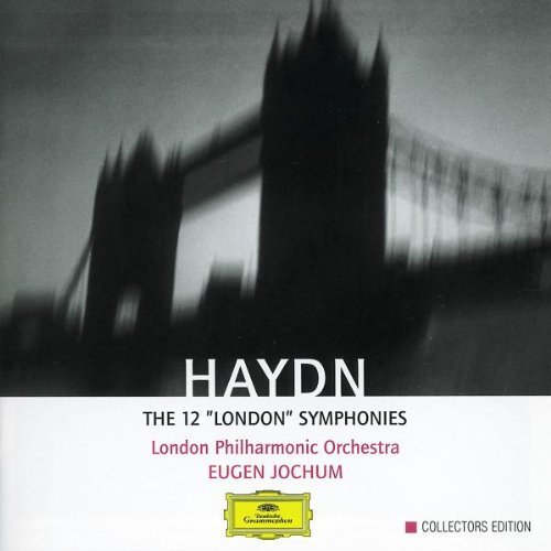 J. Haydn London Symphonies 5 CD Jochum London Po