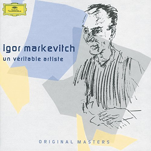 Igor Markevitch Veritable Artiste 9 CD Set Markevitch