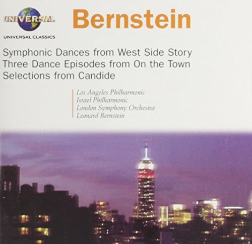Leonard Bernstein West Side Story Symph. Dances Bernstein Various