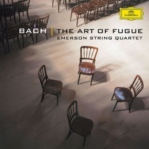 Emerson String Quartet Art Of Fugue Emerson Str Qt