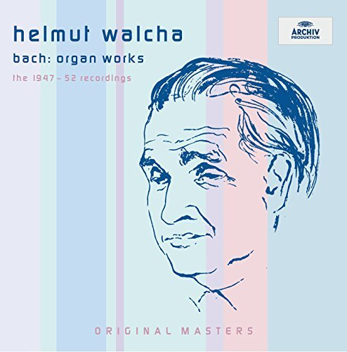J.S. Bach Organ Works 1947 52 Recordings Walcha*helmut (org) 10 CD Set