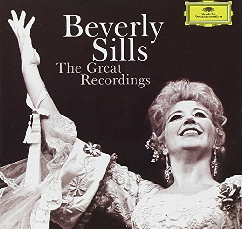 Beverly Sills Great Recordings Sills (sop) 2 CD