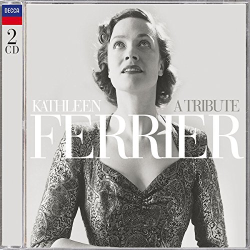 Kathleen Ferrier A Tribute Ferrier (cta) 2 CD Set