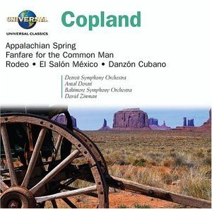 Copland A. Appalachian Spring Fanfare For Various Various