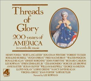 Threads Of Glory 200 Years Of Threads Of Glory 200 Years Of Fonda Lancaster Winters Tucker Russell O'brian Macmurray &