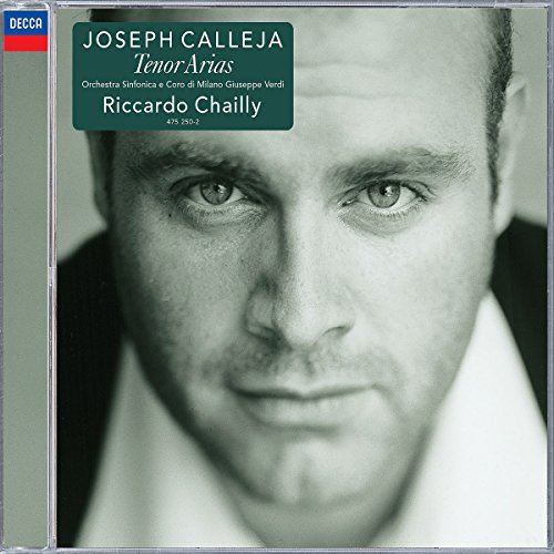 Calleja Chailly Tenor Arias Chailly Various
