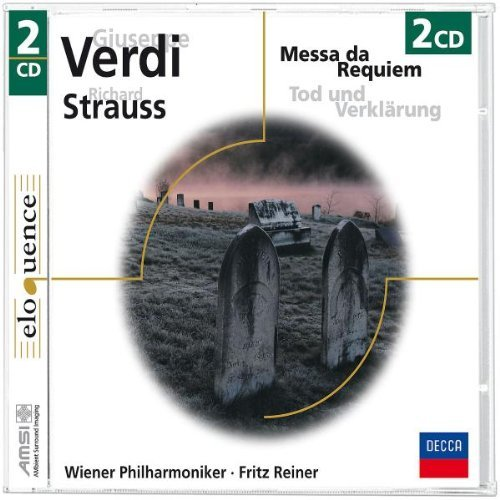 Price Elias Reiner Verdi Requiem Import Eu 2 CD Set