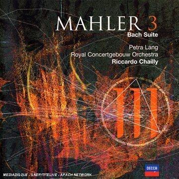 G. Mahler Sym 3 Chailly Various