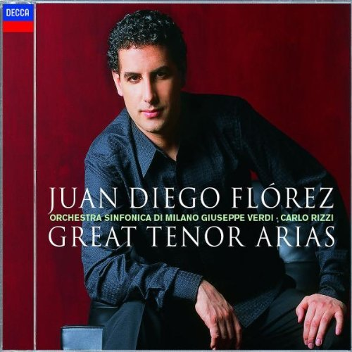 Juan Diego Florez Great Tenor Arias Florez (ten)