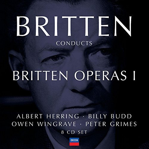 B. Britten Britten Conducts Britten 8 CD Britten Various