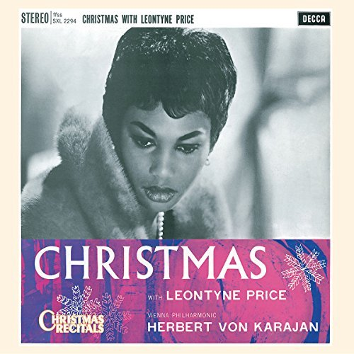 Leontyne Price Christmas With Leontyne Price