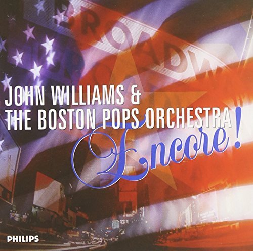 John Boston Pops Orch Williams Encore! 2 CD Williams Boston Pops Orch