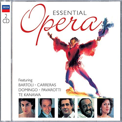 Essential Opera Essential Opera Various 2 CD Set