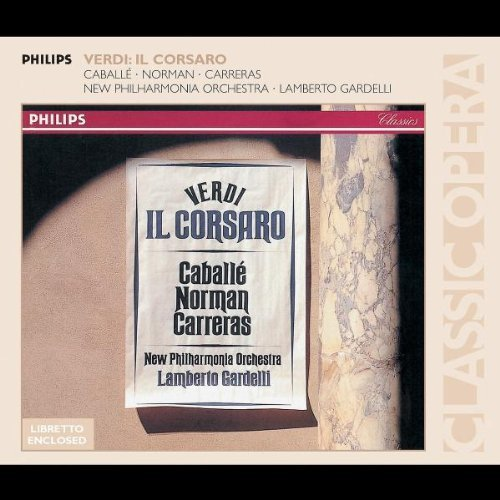 G. Verdi Il Corsaro 2 CD Set