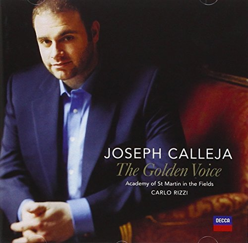 Joseph Calleja Golden Voice