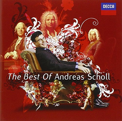 Andreas Scholl Best Of Andreas Scholl