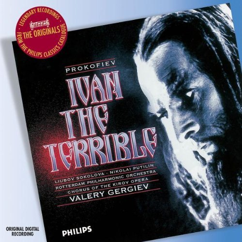 S. Prokofiev Ivan The Terrible Gergiev Rotterdam Po