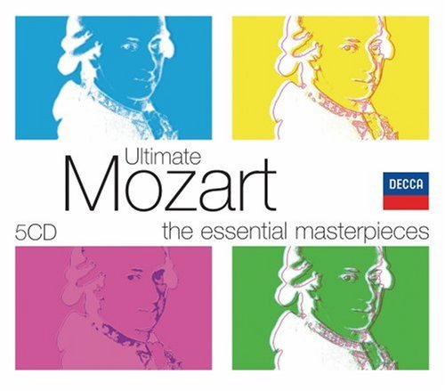 Ultimate Mozart Ultimate Mozart (5cd Box Set) 5 CD