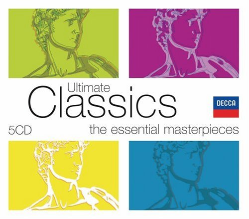Ultimate Classics Ultimate Classics (5cd Box Set 5 CD