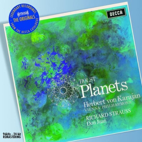 Herbert Von Karajan Holst The Planets Strauss Do Karajan Vienna Po
