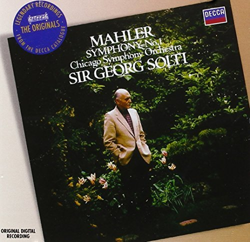 G. Mahler Sym 1 In The South Solti Chicago So