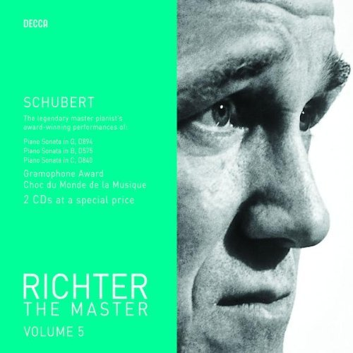 F. Schubert Master Vol. 5 Richter*sviatoslav (pno) 2 CD