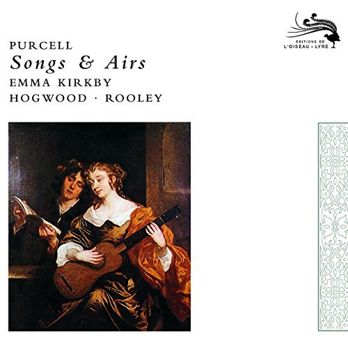 H. Purcell Songs & Airs Kirby*emma Members Of Academy Of Ancient