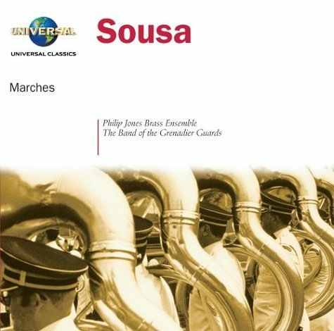J.P. Sousa Marches Philip Jones Brass Ens