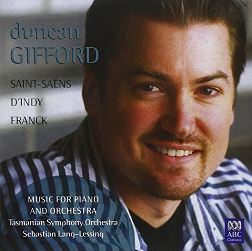 Duncan Gifford French Piano Music