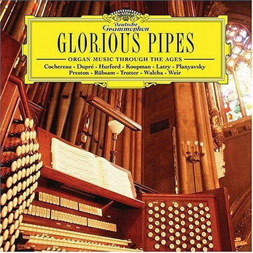Glorious Pipes Organ Music Th Glorious Pipes Organ Music Th Various 2 CD