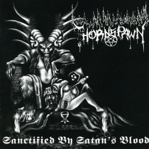 Thornspawn Sanctified By Satans Blood Import Gbr