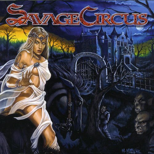 Savage Circus Dreamland Manor Import Arg