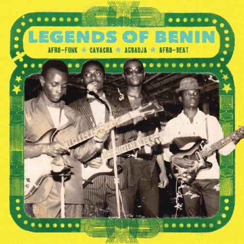 Legends Of Benin Legends Of Benin 2 Lp Set