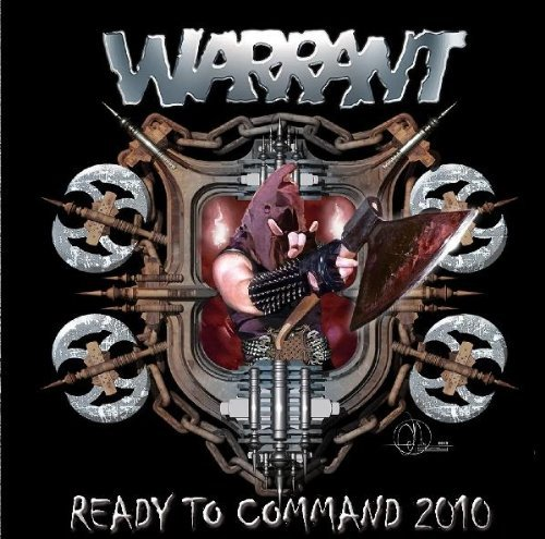 Warrant Ready To Command 2010