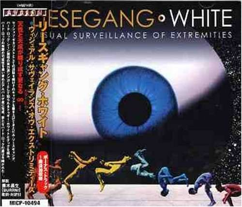 Liesegang White Visual Surveillance Of Extremi Import Jpn Incl. Bonus Track