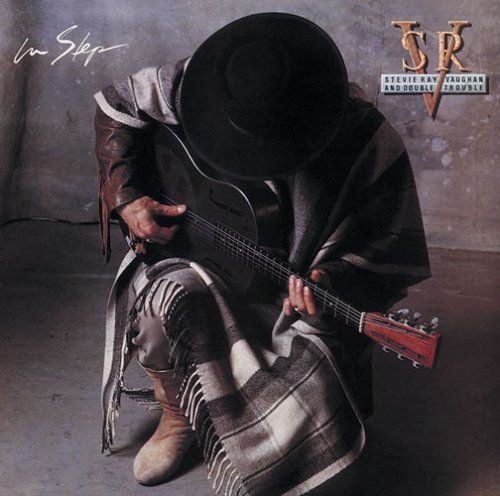 Stevie Ray Vaughan In Step (& Double Trouble) Import Jpn Paper Sleeve