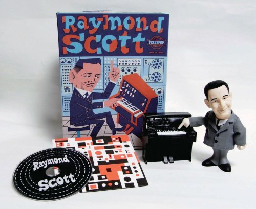 Raymond Scott 100th Anniversary Doll & CD Se Incl. Doll