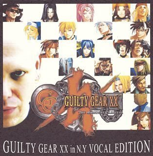 Various Artists Guilty Gear Xx In N.Y. Vocal Import Jpn
