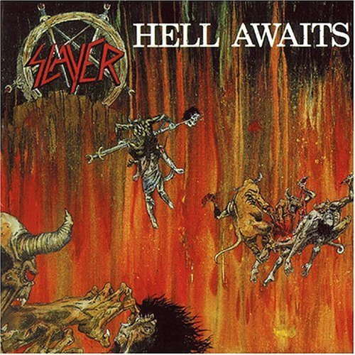 Slayer Hell Awaits (mini Lp Sleeve) Import Jpn Lmtd Ed. Paper Sleeve