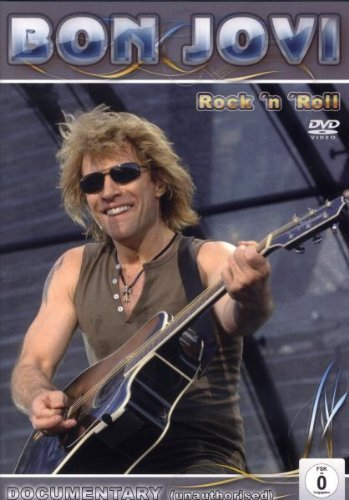 Bon Jovi Rock & Roll Unauthorized Nr