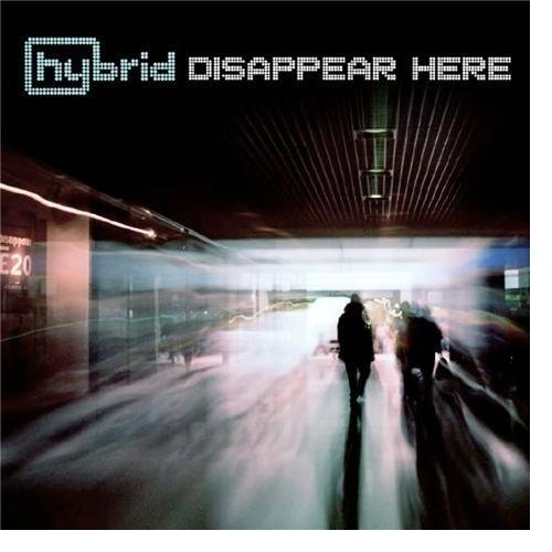 Hybrid Disappear Here Import Eu Incl. Bonus Track