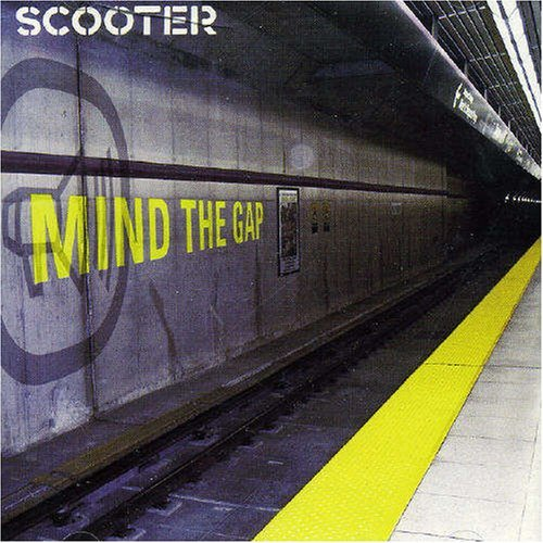 Scooter Mind The Gap Import Hkg Enhanced CD 2 CD Set