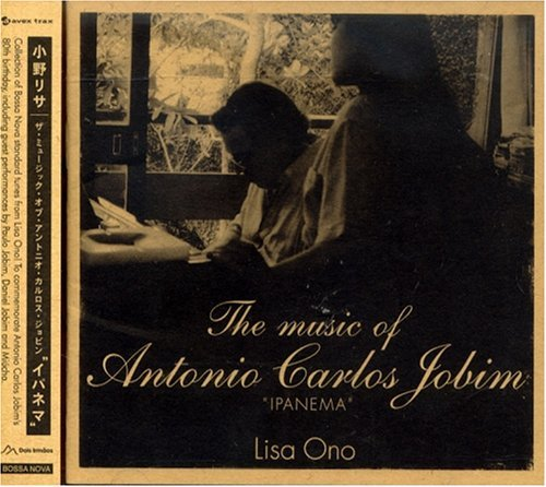Lisa Ono Music Of Antonio Carlos Jobim Import Eu
