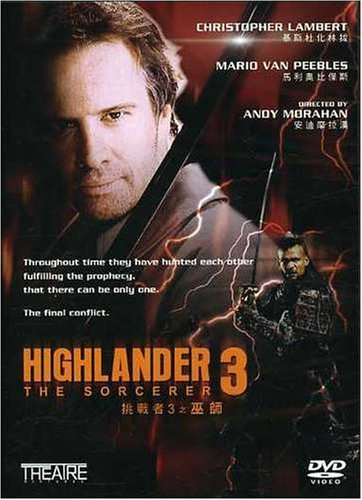 Highlander 3 The Sorcerer Highlander 3 The Sorcerer Import Eu Ntsc (0)