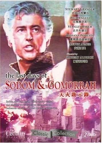 Last Days Of Sodom & Gomorrah Last Days Of Sodom & Gomorrah Import Eu Ntsc (0)